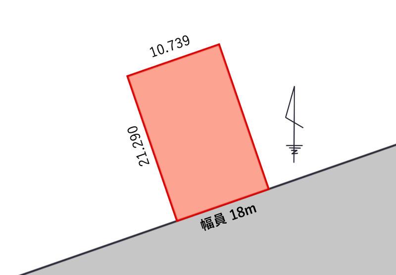 拓勇東町2丁目(南向き)