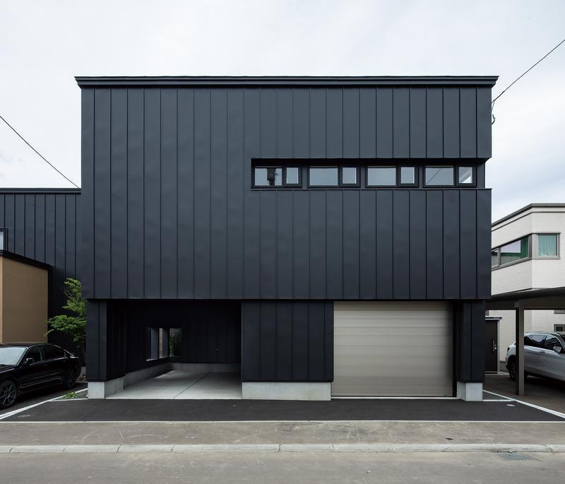 KITA21JO-MODEL HOUSE